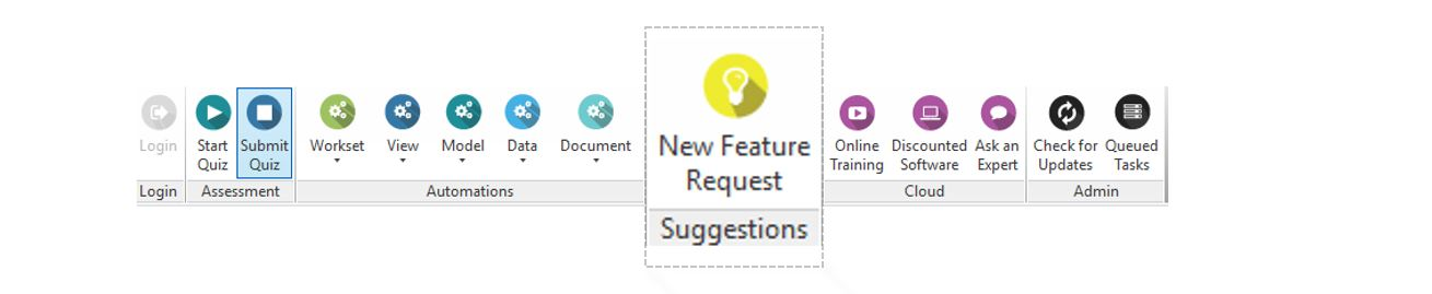 IDDA Toolbar - New feature request