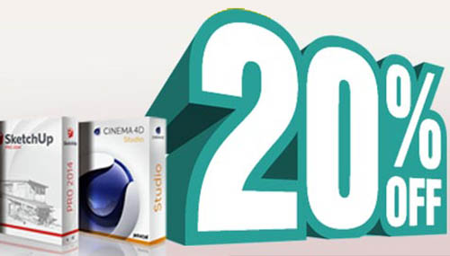 3D Software Discounts